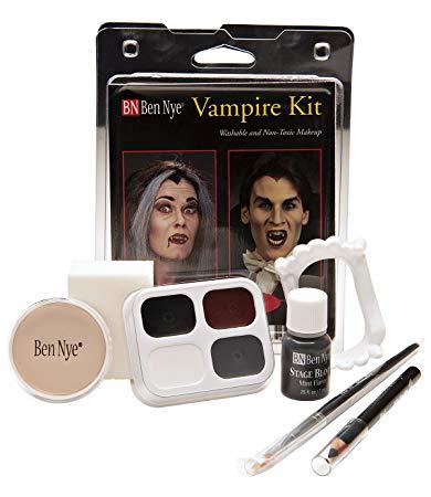 Character Makeup Kits Ben Nye Deluxe Vampire Kit